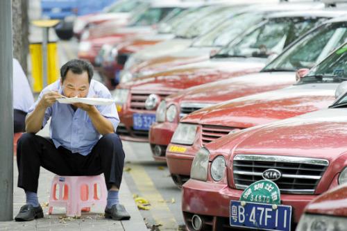 北京的哥20年变迁 关于车 钱与未来