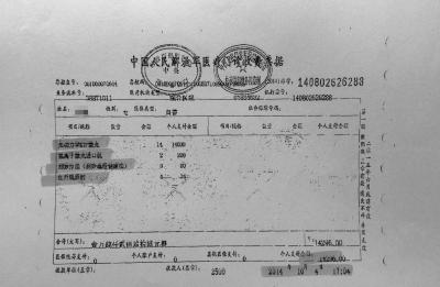 郑奕(化名)女士前往解放军某总医院激光整形美容中心进行激光美容后,发现收费票据存在名目混乱等问题,并向北京市发改委进行反映.