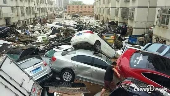 陕西榆林强降雨致10人遇难1人失踪 经济损失1.7亿