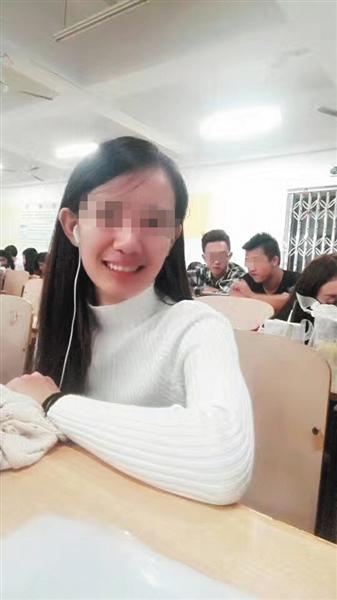 被骗入传销组织25天 女大学生林华蓉投河溺亡(图)