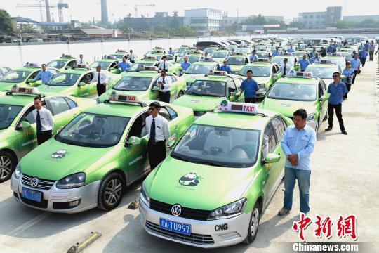 成都违规出租司机需培训考试 合格后方能上岗