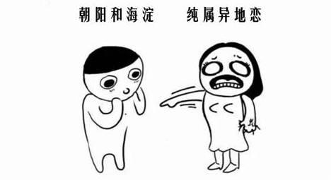 北京到底有多大?在京生活3年以上才懂,看第一个就
