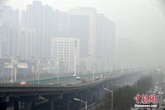京津冀区域3月空气质量同比转差 北方大部近期仍有污染