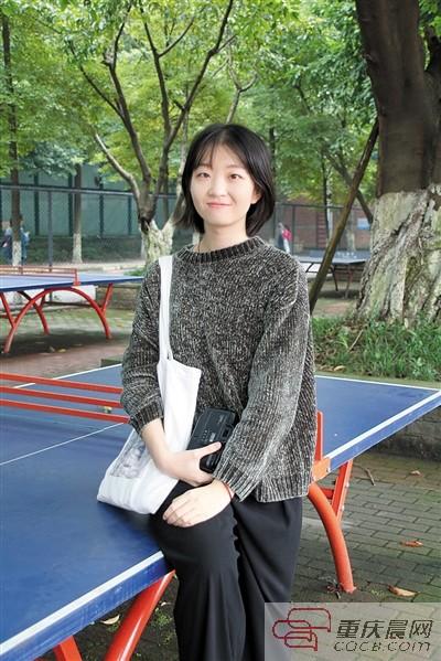 重庆工商大学女学霸的爱好是做手账