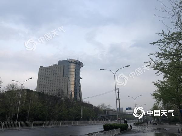 今晨北京降雨體感濕冷 未來幾天氣溫小幅回升