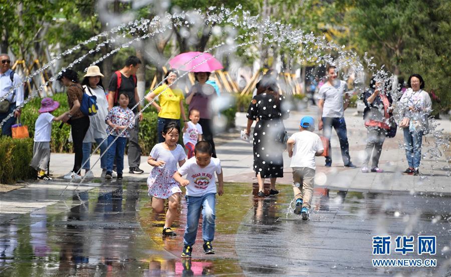 北京世园会园区成为京郊旅游新热点