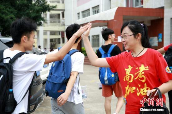 广西首日高考平安顺利 为53名残疾考生提供合理便利服务