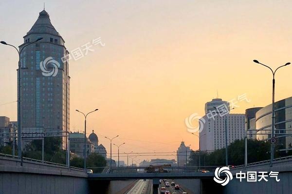 北京开启晴暖模式宜出游 今天最高温升至20℃