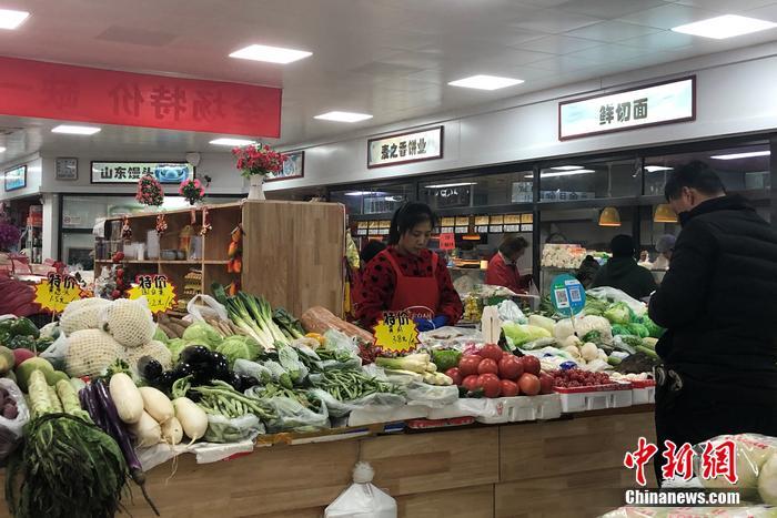 """互联网巨头争相""""卖菜"""""""