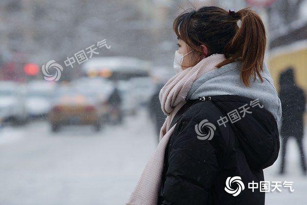 东北和长江流域气温暴跌模式已经开启